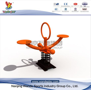Public Kids Rocking Sesaw Outdoor Playground Equipment